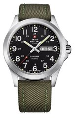 Швейцарские часы SWISS MILITARY by Chrono SMP36040.05 SMP36040.ST1ILGR/NY