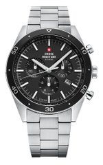 Швейцарские часы Swiss Military by Chrono SM34079.01 SM34079.ST1M