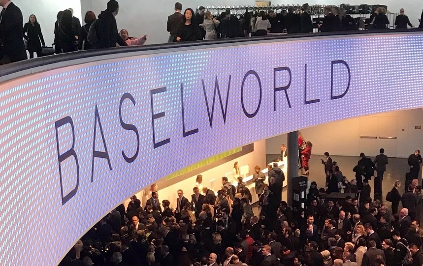 BASELWORLD 2018 photo
