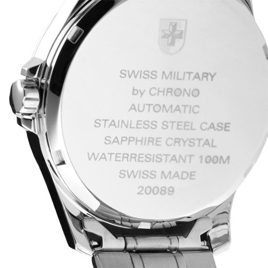 Часы Swiss Military by Chrono SMA34025