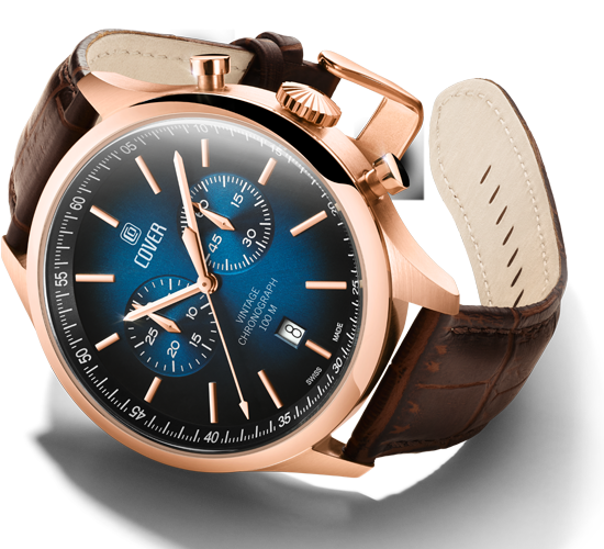 Часы Cover Co192 Chapman Gent Chronograph