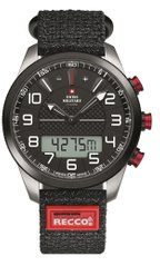 Швейцарские часы SWISS MILITARY by Chrono Multifunction Outdoor SM34061.01.R RECCO