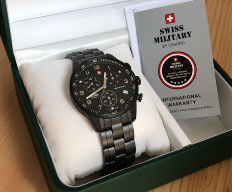 Часы SWISS MILITARY by Chrono SM34012.04 20042BPL-1M