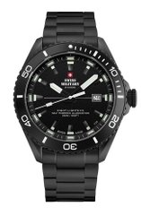 Швейцарские часы SWISS MILITARY by Chrono SM34080.03 Night Lights Trigalight Special Edition