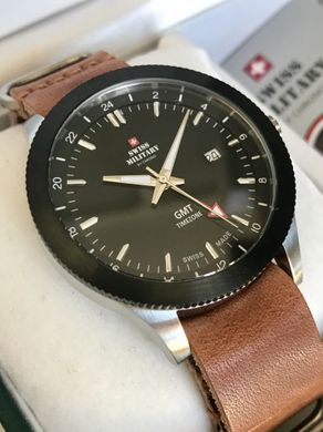 Часы SWISS MILITARY by Chrono SM34053.05 SM34053.ST1LBR II