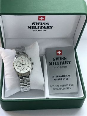 Часы SWISS MILITARY by Chrono SM34013.02 20048ST-2M