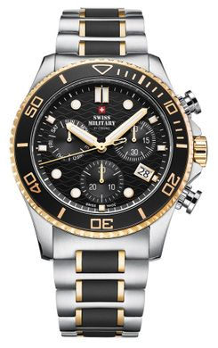 Часы SWISS MILITARY by Chrono SM34051.02 SM34051.BI1M