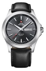 Швейцарские часы SWISS MILITARY by Chrono SMP36040.08 SMP36040.ST8ILBK