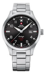 Швейцарские часы Swiss Military by Chrono SM34078.01 SM34078.ST1M