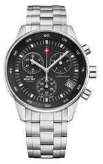 Швейцарские часы SWISS MILITARY by Chrono SM30052.01 17700ST-1M